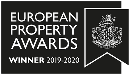 European Property Awards Winner 2019-2020