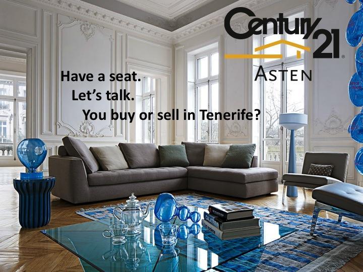Stai acquistando o vendendo a Tenerife?