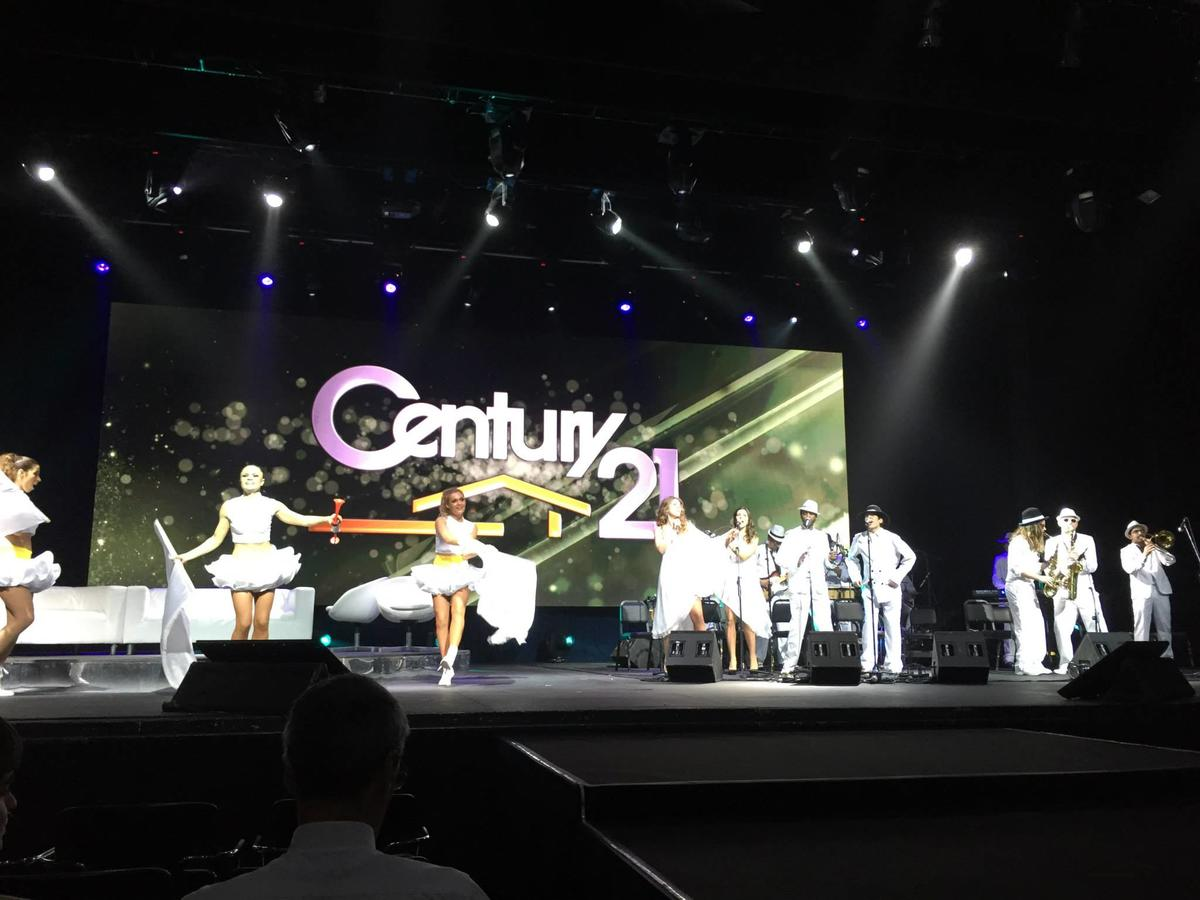 №1 Agency in Spain in 2014! The Century21 Iberia convention in Portugal 30-31 of January 2015.