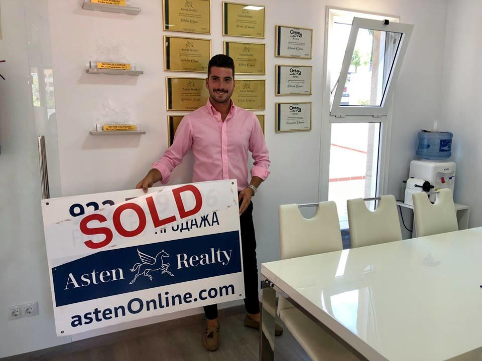 A new Personal Record at Asten Realty®