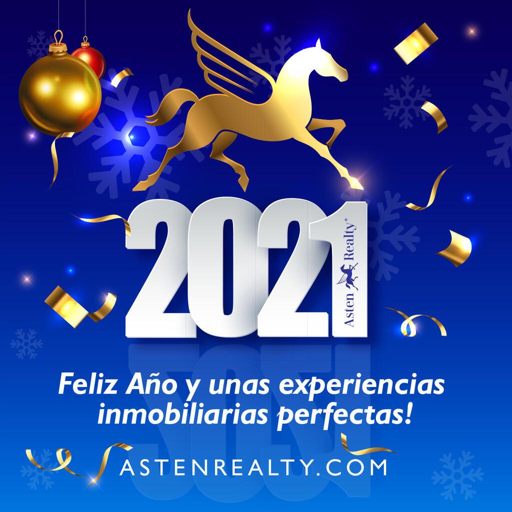 Frohes Jahr 2021!