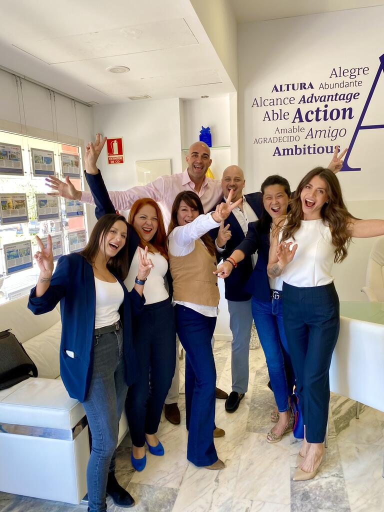 New year - new students at Asten School of Real Estate Business