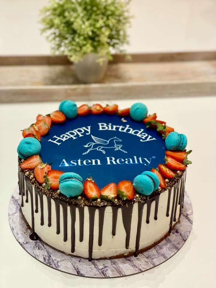 8th Anniversary of Asten Realty!