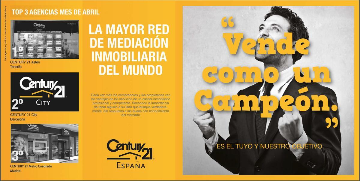 Номер 1 в Испании за первые четыре месяца 2014 года.