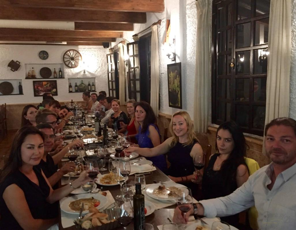 Company dinner