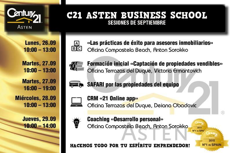 C21 Asten Business School