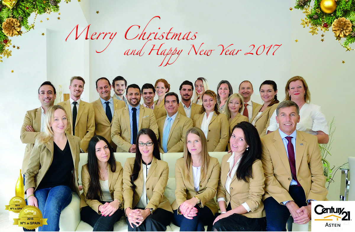 Vrolijk Kerstfeest en Gelukkig Nieuwjaar 2017!