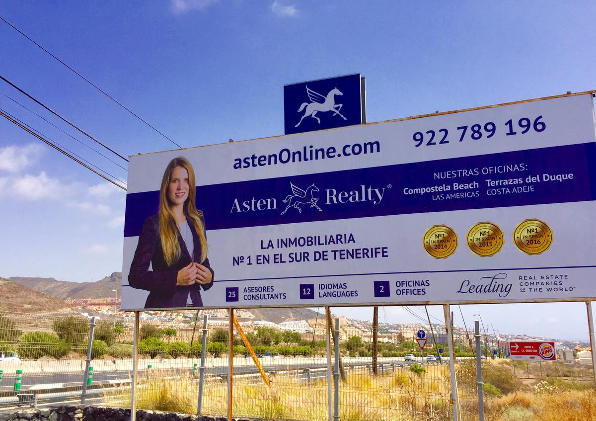 How do you rate our new billboards on the TF1?