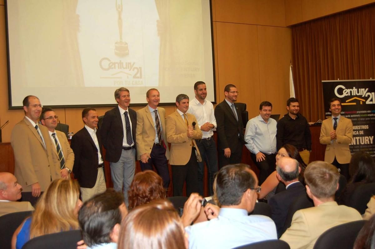 Century21 Asten taking part in GOAL conference in Santa Cruz de Tenerife