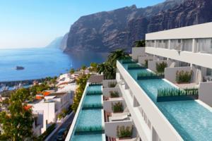 Дуплекс Люкс с 2 спальнями - Los Gigantes - Aqua Suites (0)