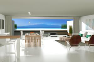 Дуплекс Люкс с 2 спальнями - Los Gigantes - Aqua Suites (1)