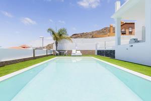 Вилла Люкс с 5 спальнями - Roque del Conde (1)
