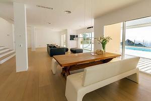 Вилла с 4 спальнями - Roque del Conde (0)
