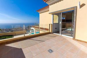 Вилла с 4 спальнями - Roque del Conde (1)