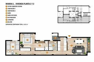 2 Bedroom Apartment - Santa Cruz de Tenerife (2)