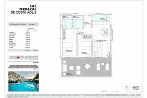 Apartamento de Lujo de 2 dormitorios - El Madroñal - Las Terrazas de Costa Adeje (0)