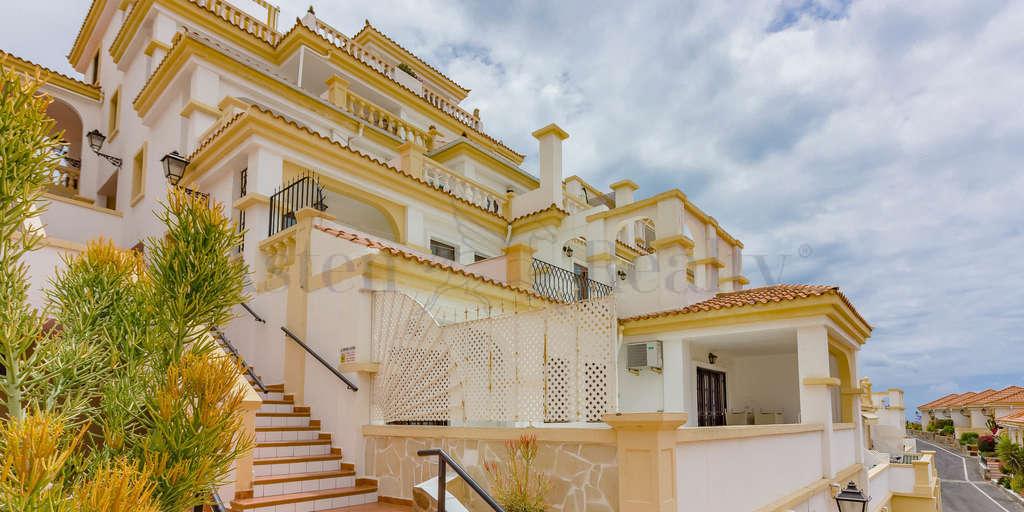 Пентхауc с 2 спальнями - Torviscas Alto