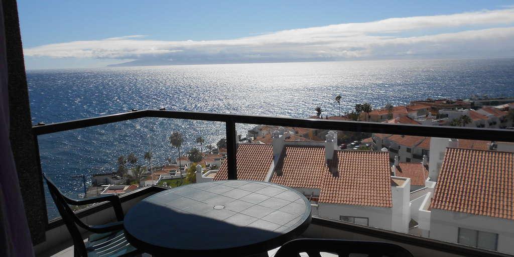 Appartamento di 1 camera sulla Prima linea - Puerto Santiago - El Lago