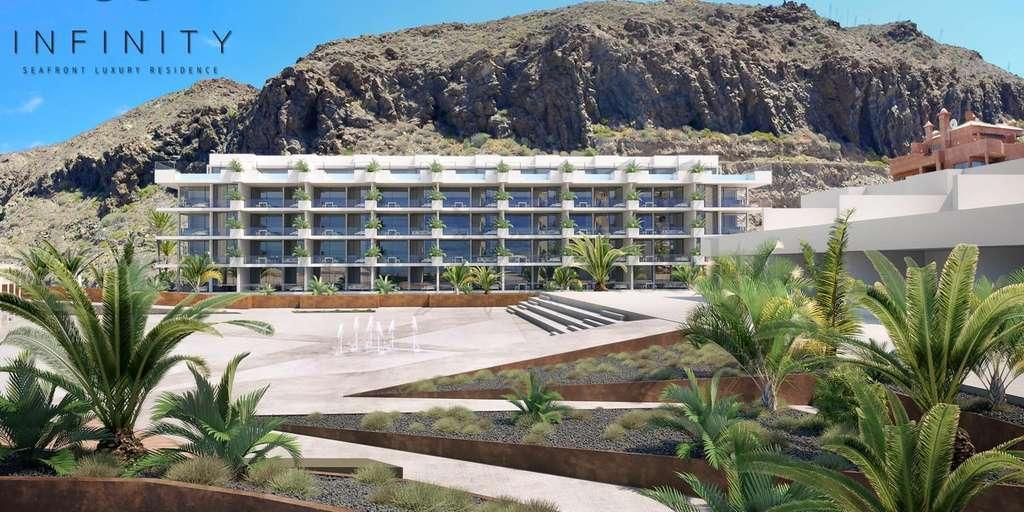 Wohnung mit 3 Schlafzimmern - Palm Mar - Infinity Seafront Luxury Residence
