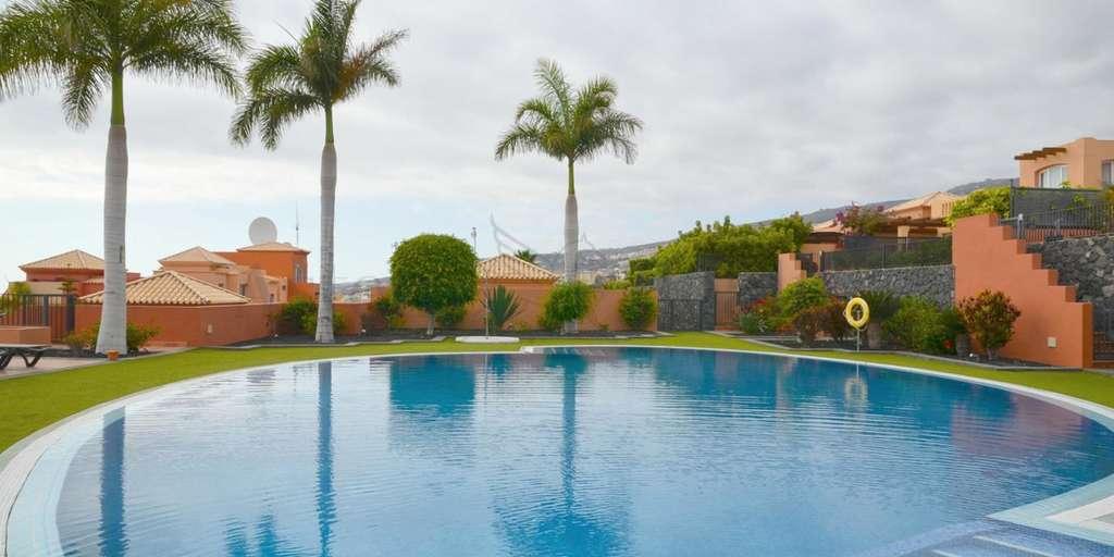 Вилла с 2 спальнями -  Golf Costa Adeje