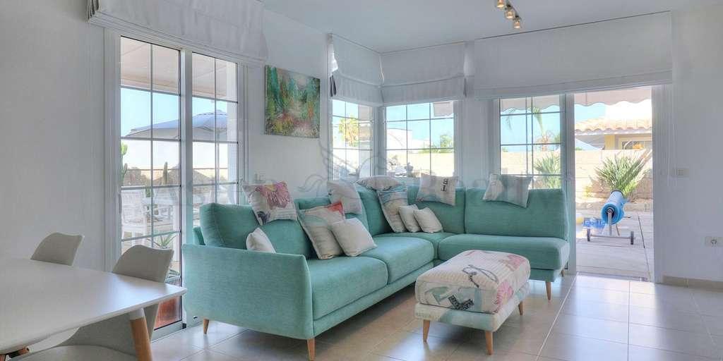 Таунхаус с 2 спальнями - Palm Mar
