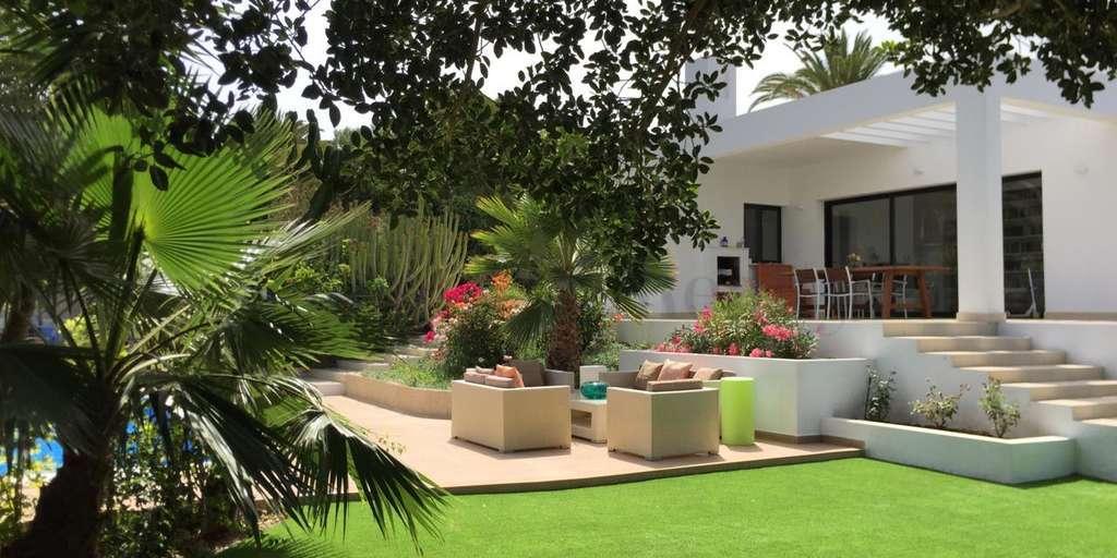 Вилла с 4 спальнями - Playa Paraiso