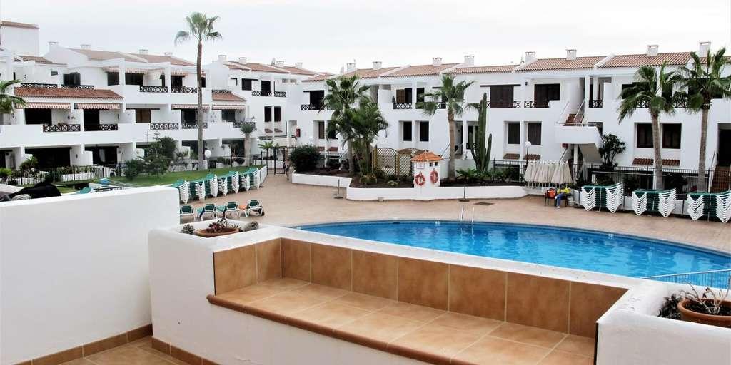 Квартира с 1 спальней - Los Cristianos - Victoria court 1
