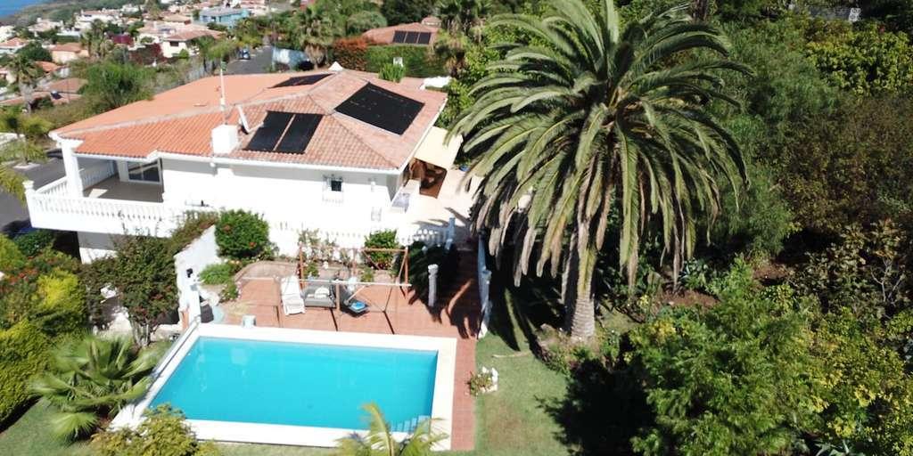 Villa di 4 Camere - El Sauzal