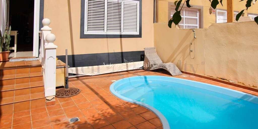 Таунхаус с 3 спальнями - Costa del Silencio - Jardines de Coral II