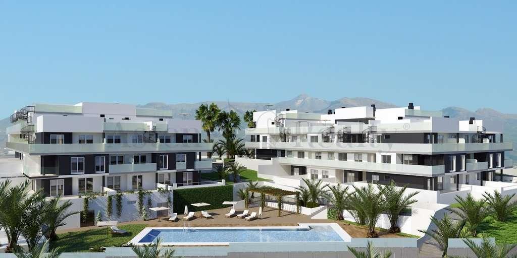 Квартира с 1 спальней - El Medano - La Tejita