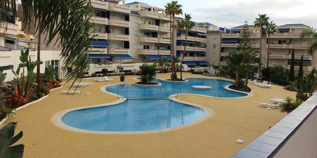 Appartamento di 2 Camere - Los Cristianos - Playa Graciosa 1