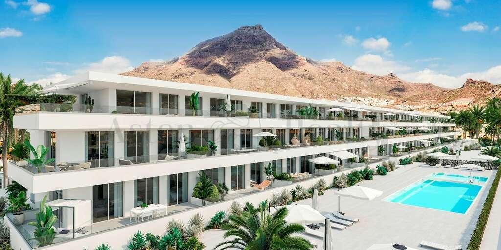 Apartamento de Lujo de 2 dormitorios - El Madroñal - Las Terrazas de Costa Adeje