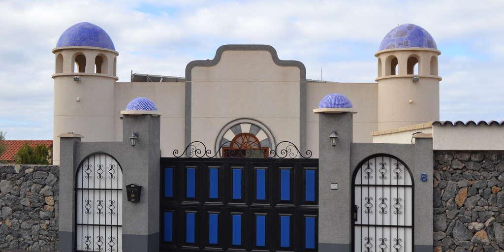 Villa de 4 dormitorios - Adeje