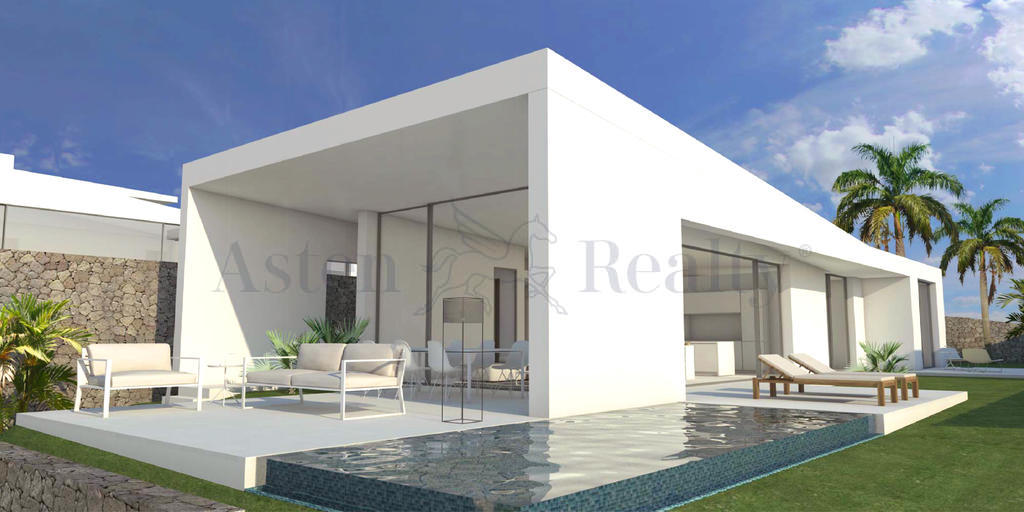 Luxury 2 Bedroom Villa - Abama - ABAMA LUXURY RESIDENCES