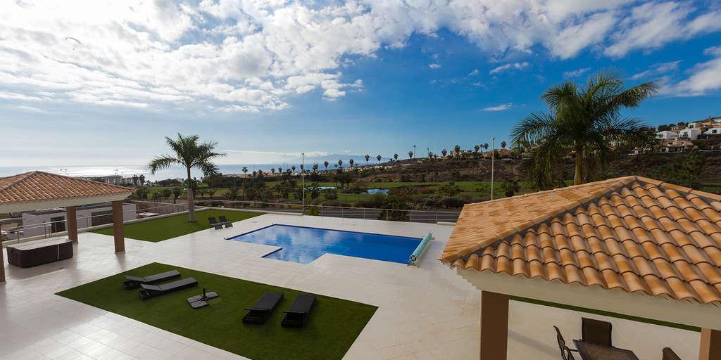 Вилла Люкс с 5 спальнями -  Golf Costa Adeje